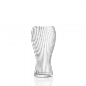 Water Glass Beer Marilyn Striped