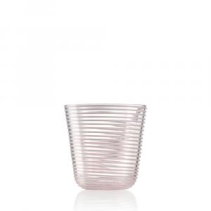 Bicchiere Vino Twist Viola