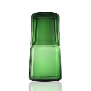 Set Trio X Verde Alloro-Trasparente