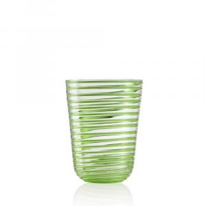 Bicchiere Bibita Twist Verde