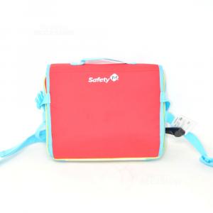 Cuscino Alzatina Per Bambini Safety 1st Rosso Azzurro
