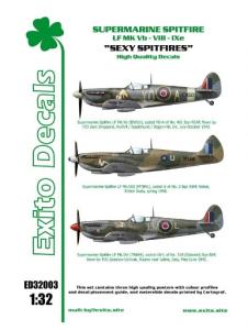 Sexy Spitfires