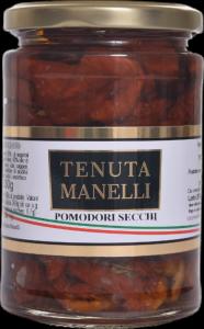 Pomodori secchi - Tenuta Manelli