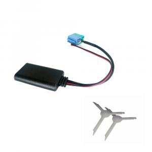 Ricevitore Bluetooth Aux Autoradio Visteon Fiat Bravo Dal 2007 + Kit Estrazione