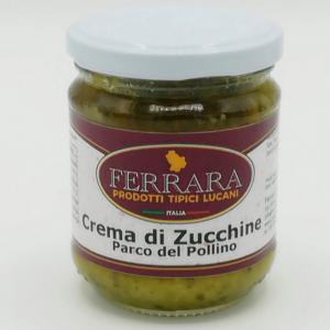CREMA DI ZUCCHINE PARCO DEL POLLINO 200 GR