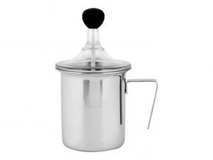 Frabosk cappuccino cremer in acciaio da 3 tazze