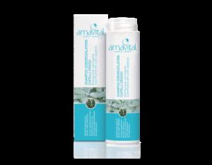 Amavital - Shampoo Seboregolatore Capelli Grassi
