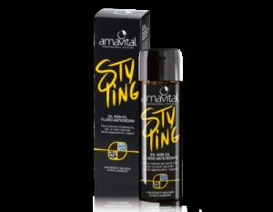 amavital - Oil Non Oil Fluido Anti Crespo