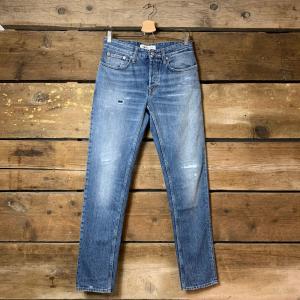 Jeans Department 5 Uomo Keith con Spaccature Blu Chiaro