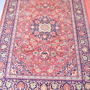 Carpet In 100% Wool Herat 120 Cmx170 Cm