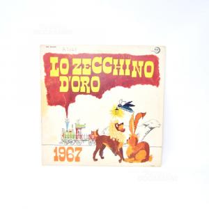 Vinile 33 Giri Zecchino D'oro 1967