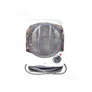 Heater For Bath Delonghi Model Hvm02 Frontal Aluminum