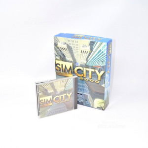 Video Game Sim City 3000 Before Edition Carded Complete In Ita For Pc
