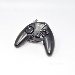Controller Virtual Nero Per PlayStation One