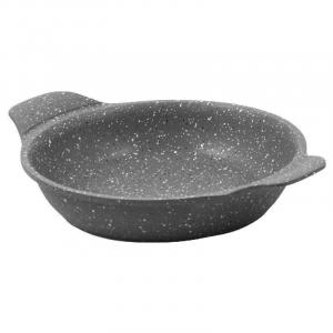 Petravera Miniteglia 14 cm Tegame in Alluminio e Rivestimento Antiaderente Cucinare con Qualità