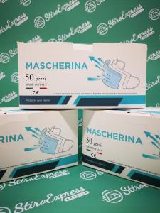 Mascherine Chirurgiche x50