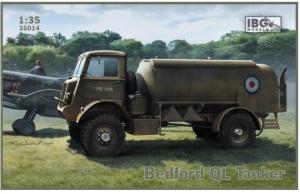Bedford QL Tanker