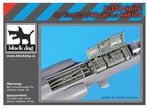 F-104 Spine