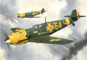 Messerschmitt Me-109E-3a Emil
