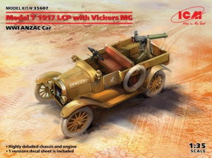 WWI ANZAC Car Model T 1917 LCP