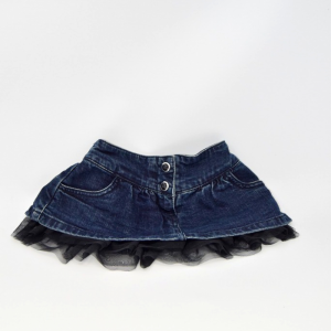 Skirt Baby Girl In Jeans Disney The Charge Of 101 Size.2