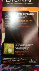 Biokap Nutricolor tinta per capelli 6.4 rosso Veneziano