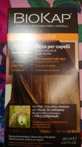 Biokap Nutricolor tinta per capelli 8.0 biondo chiaro