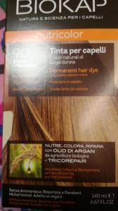 Biokap Nutricolor tinta per capelli 9.0 biondo Chiarissimo