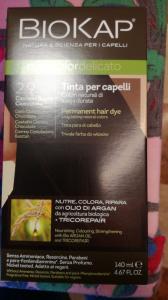Biokap Nutricolor tinta per capelli 2.9 castano scuro cioccolato