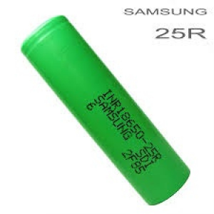Battery, Big Battery e Mod - Batteria SAMSUNG 25R 18650 2500mah 25A