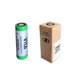 Accessori - Batteria sony VTC 6 3000mah (con scatolino)