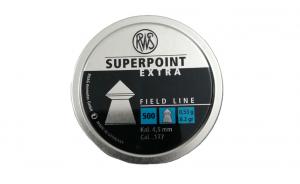 PIOMBINI RWS CAL 4,5 SUPERPOINT EXSTRA