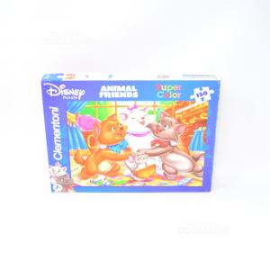 Puzzle Disney Animal Friends 150 Pieces Clementoni