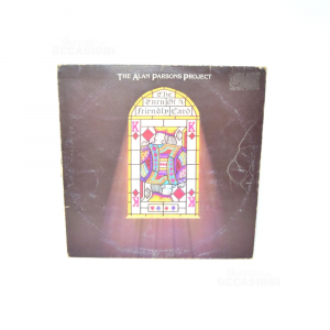 Vinile 33 Giri The Alan Parsons Project The Turn Of A Friendly Card
