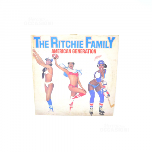 Vinile 33 Giri The Ritchie Family American Generation