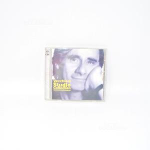 VECCHIONI Studio Collection 2 Dischi CD Musica Collezione