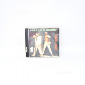 Cd Musica Freddy Mercury Remixes 1993