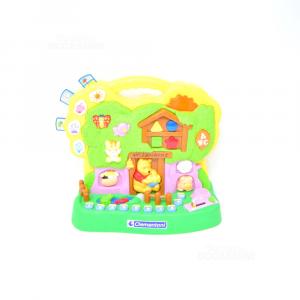 Game Interactive Cloementoni Winnie The Pooh