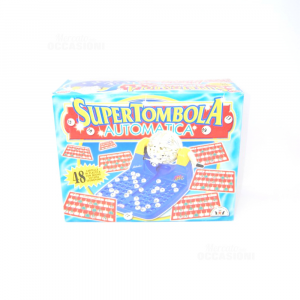 Game Supertombola Automatica With 48 Cartelle