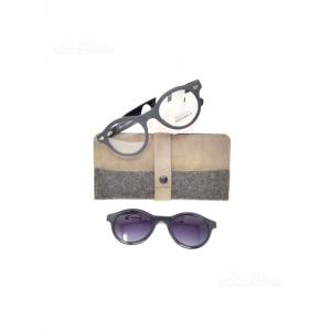 Sunglasses West + Clip - New Model 99921