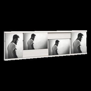Mascagni Portafoto Cornice Multipla da parete A1351