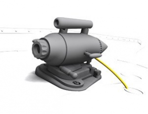ESK 2000 B German WWII Gun Camera