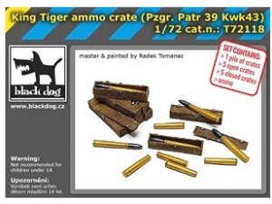 King Tiger Ammo Crate