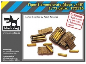 Tiger I Ammo Crate