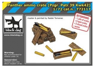 Panther Ammo Crate