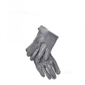 Gloves In True Leather Veri Size S