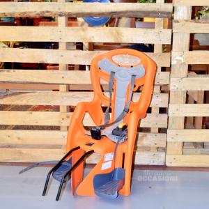 Car Seat Per Bike Pepper Butx22kg Made In Italy Orange