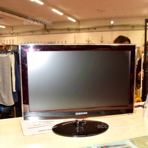 Television Samsung Model Ue22c4000 22 Inch And With Decoder Integrated