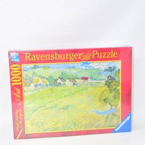 Ravensburger Puzzle 1000 Pz- Van Gogh - Les Vessenots In Auvers - 19221 New