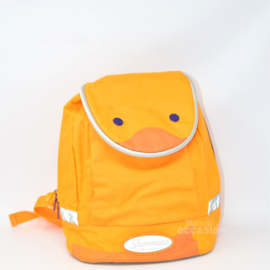 Backpack Boy Samsonite Anatoccolo Yellow